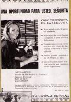 anunci per telefonista