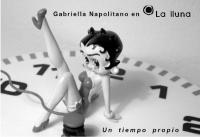 Tiempopropio.Gabriella Napolitano