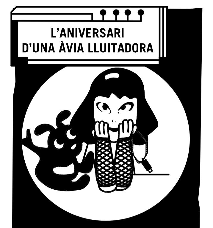 Comic Lela