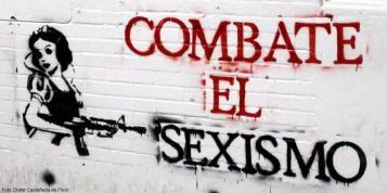 Combate el sexismo