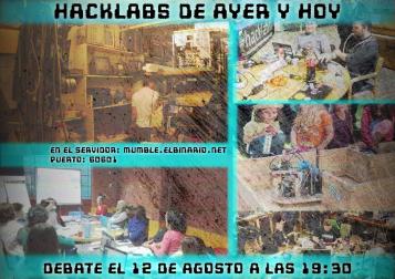 Hacklabs ayer y hoy