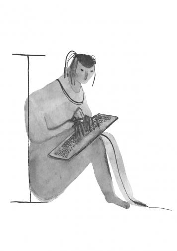 Illustration : Théodora Jacobs