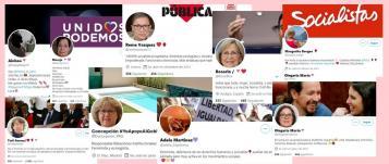 imagenes de cuentas falsas en redes sociales